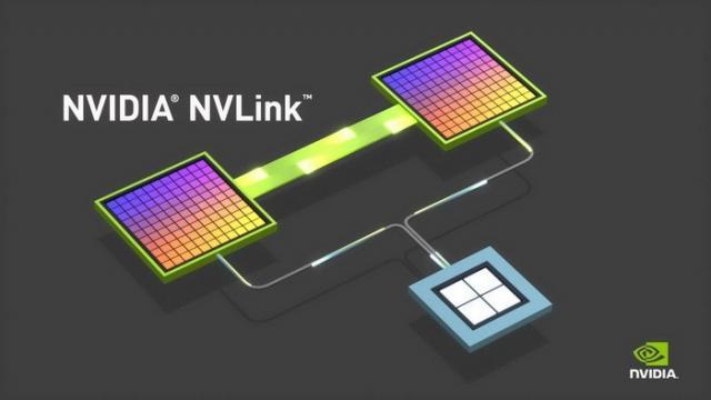 NVIDIA联合IBM开发了NVLink总线技术