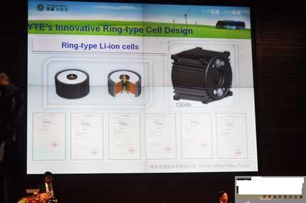 电池技术异彩纷呈 相关标准亟待确立高清图片