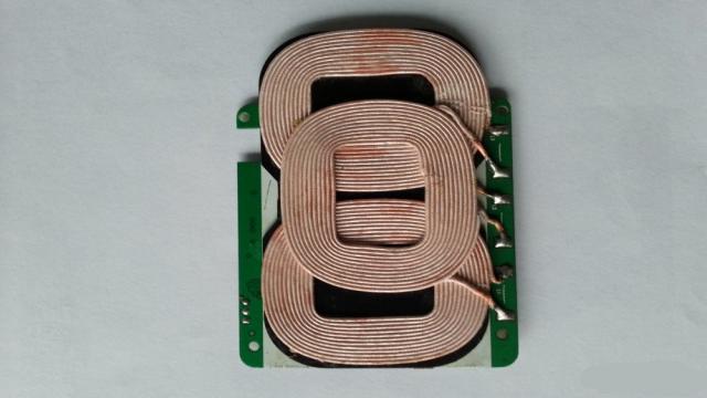 无线充电移动电源的制作2