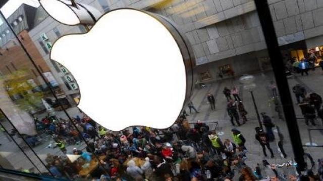 苹果现在积极发展无人车