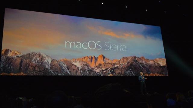 一个时代终结:OS X正式更名为macOS