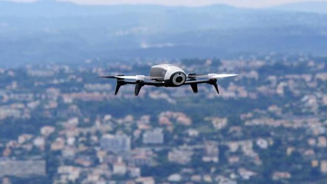 无人机应用范围更广泛