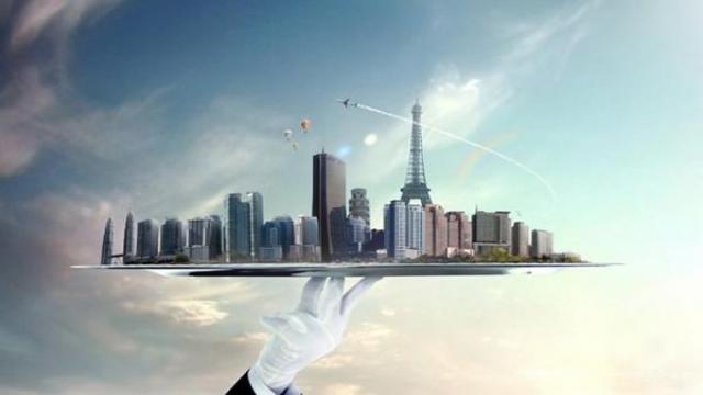 智慧城市诠释万物互联