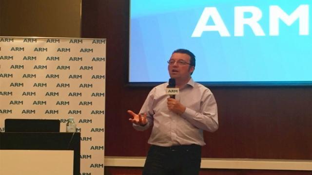 ARM Tech Day 应战移动市场 已做好充足准备VRAR已开启一道门