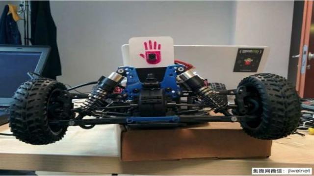 DroniXcar遥控车