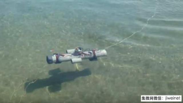 无人潜水艇