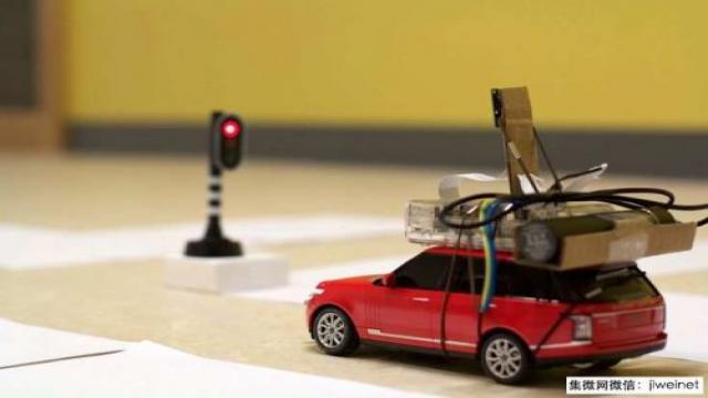 遥控自动驾驶车