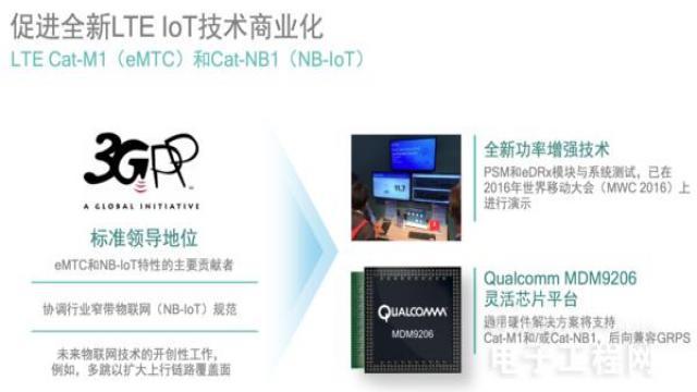 eMTC和NB-IoT新技术