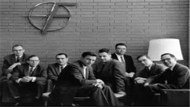 创办快捷半导体的八叛徒,也被视为硅谷创业风潮的始祖