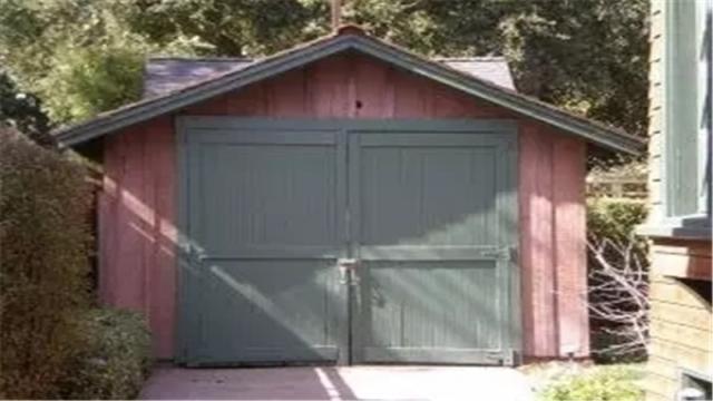 当年创立惠普的车库已经成为硅谷的重要景点