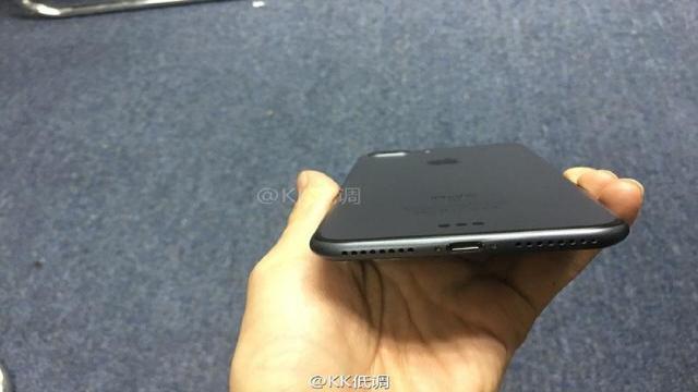 iPhone 7炭黑版本曝光:颜值更胜深空灰2