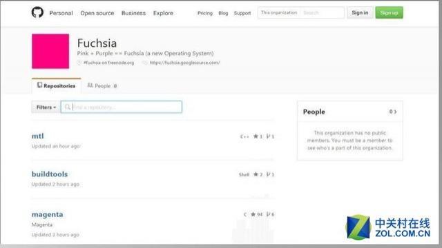 Google将Fuchsia描述为一个全新的操作系统
