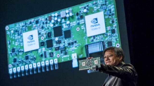 英伟达推新芯片:不是显卡而是无人驾驶车的大脑