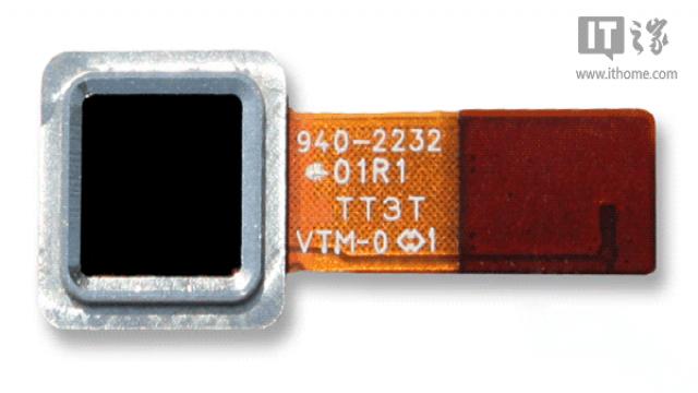 告别Home键,全新玻璃指纹识别传感器发布