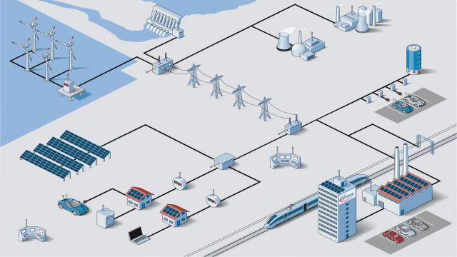 提高供电的效率、稳定性和安全性:英飞凌领导开展的欧洲研究项目圆满完成
