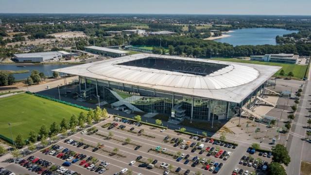 飞利浦智能互联led照明系统协力德甲沃尔夫斯堡俱乐部