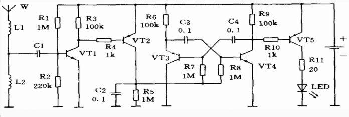 电路 电路图 电子 原理图 696_233