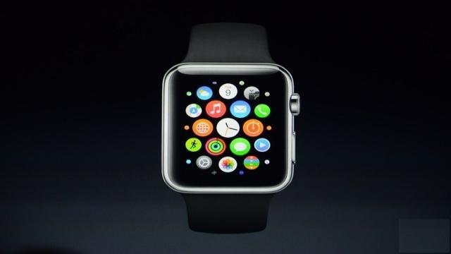 Apple Watch智能手表