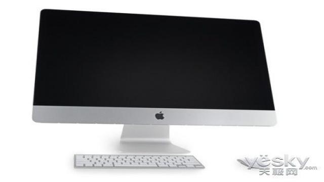 最新5K显示器iMac