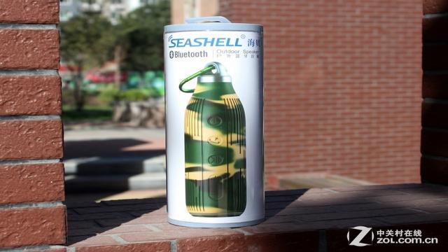 Seashell Sport1蓝牙音箱