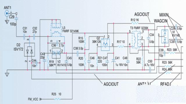 汽车收音机射频电路设计指南-技术文章-rf技术社区