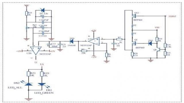 智能无线充电系统电路设计详解