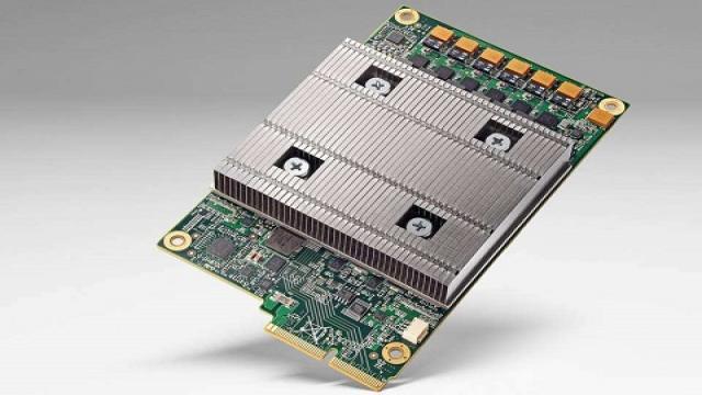智能芯片内部结构