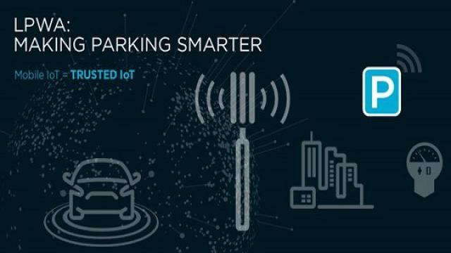 图2、智能停车可能是一种杀手级的物联网应用