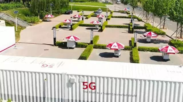 厉害了!华为5G技术低频测试中峰值速率突破20Gbps
