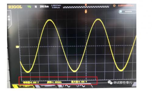 射频信号源的LF口是做甚的?