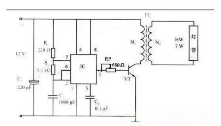 电子电路图