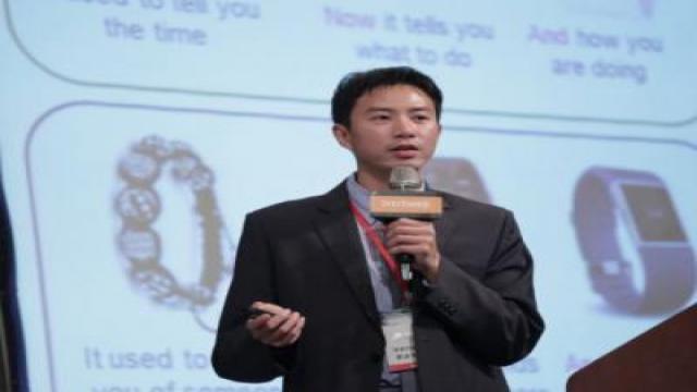 意法半导体技术行销经理李炯毅。