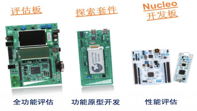 意法半导体中国区微控制器市场部高级经理曹锦东