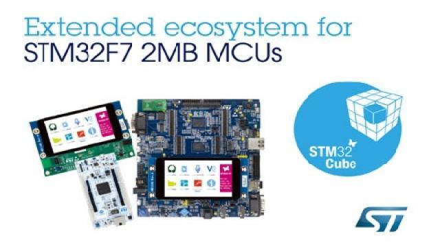 STM32F7系列开发板