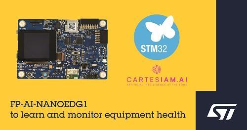 ST新闻稿2020年7月29日——意法半导体发布STM32状态监测功能包,通过Cartesiam工具简化机器学习过程.docx