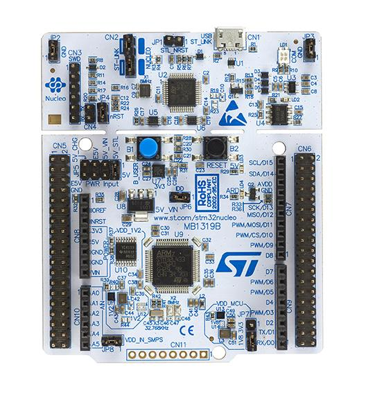 8.NUCLEO板:NUCLEO-L433RC(STM32L433RC)