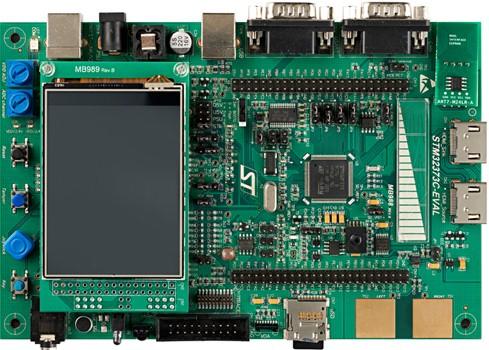 2.评估板:STM32373C-EVAL(STM32F373VCT6)