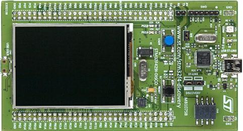 10.探索板:32F429IDISCOVERY(STM32F429ZI)