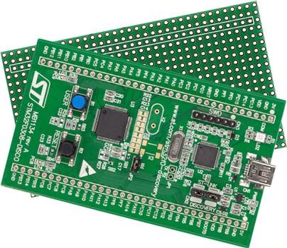 5.探索板:32F0308DISCOVERY(STM32F030R8T6)