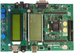1.评估板:STM8L1528-EVAL(STM8L152M8T6)