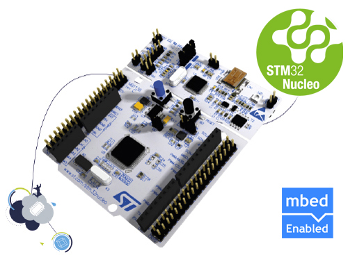 4.Nucleo板:NUCLEO-L152RE (STM32L152RE )