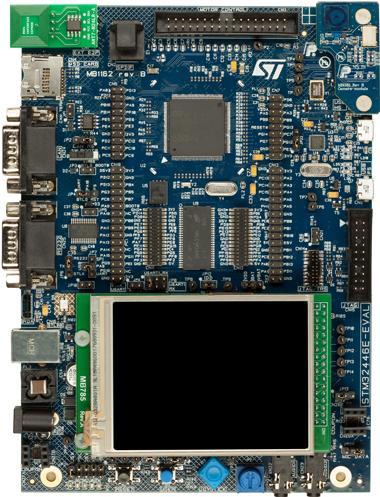5.评估板:STM32446E-EVAL(STM32F4446ZET6)