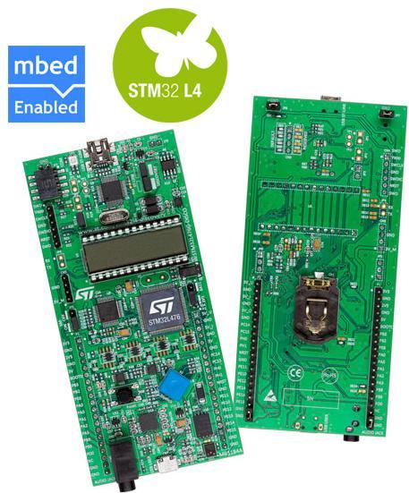2. 探索板:STM32L476GDISCOVERY(STM32L476VG)