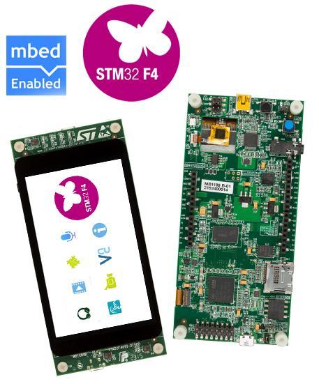 11.探索板:STM32F469I DISCOVERY(STM32F469NI)