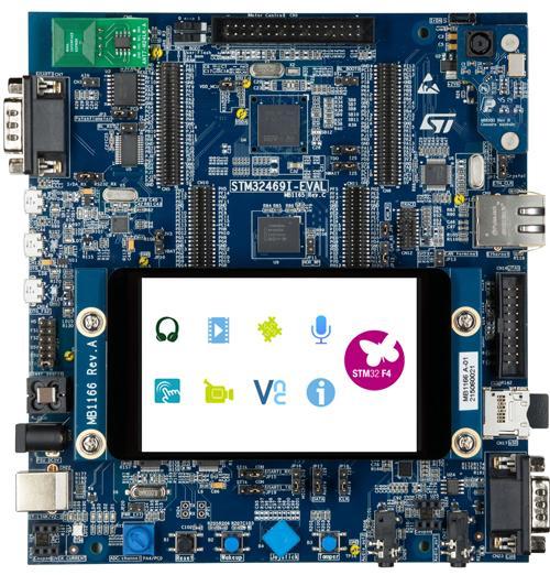 6.评估板:STM32469I-EVAL(STM32F469NI)