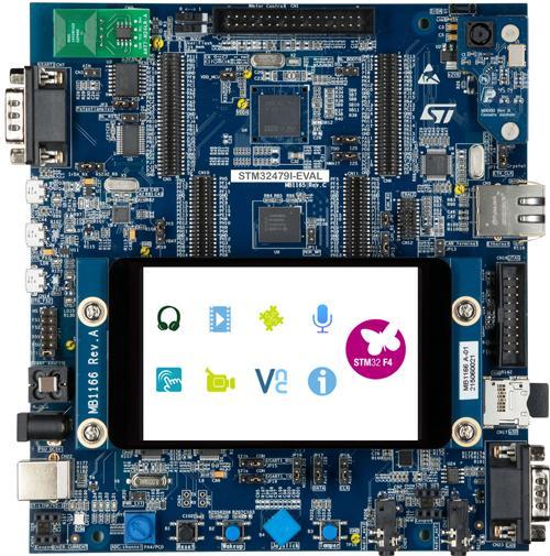 7.评估板:STM32479I-EVAL(STM32F479NI)