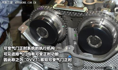 别克2.4l直喷发动机拆解