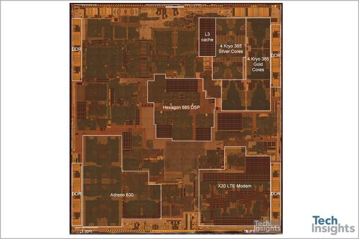 只是没有麒麟980这样多,但在苹果a12处理器透视照片上却不曾发现类似