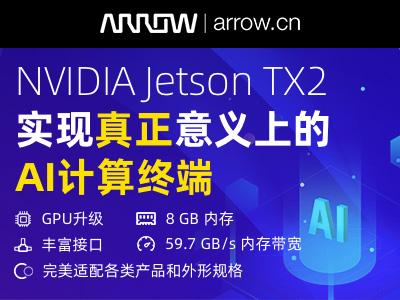NVIDIA Jetson TX2 4GB模块