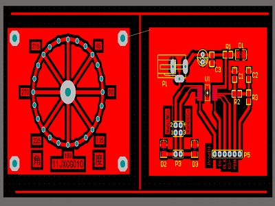 基于AS5045的自动舵智能轴角传感器的设计